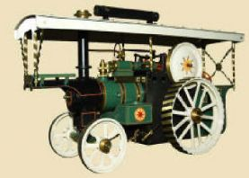 Mercer Showmans - FULLY BUILT & PAINTED